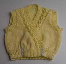 en şirin bebek yelek süveter modelleri (61)