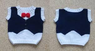 en şirin bebek yelek süveter modelleri (66)