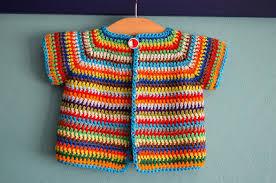 en şirin bebek yelek süveter modelleri (83)