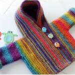 modern bebek hırka modelleri (3)