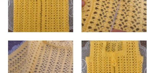 sarı tığ işi bebek yeleği modeli.png4