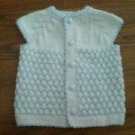 yeni bebek örgü yelek modelleri (45)