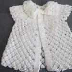 yeni bebek örgü yelek modelleri (54)