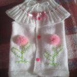 yeni bebek örgü yelek modelleri (69)