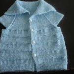 yeni bebek örgü yelek modelleri (85)