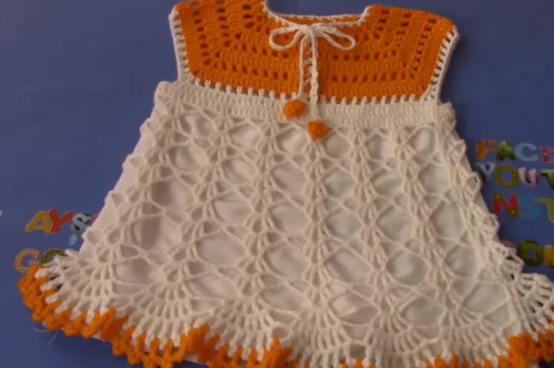 Tığ İşi Bebek Battaniye Motifi Yapımı Anlatımlı Türkçe Videolu