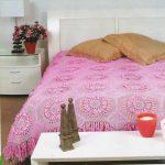 2018 dantel yatak örtüsü modelleri (1)