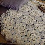 2018 dantel yatak örtüsü modelleri (16)