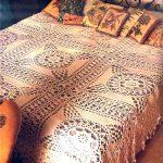 2018 dantel yatak örtüsü modelleri (23)
