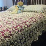 2018 dantel yatak örtüsü modelleri (7)