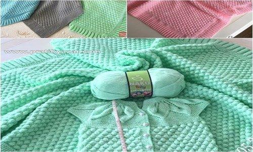 bonbon şekeri modeli ile yapılan bebek battaniyesi.png5