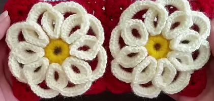 kıvrımlı kabartma güllü battaniye motifi.png2