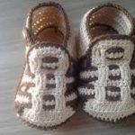 örgü bebek patikleri (3)