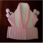 şirine kız bebek yelek modelleri (1)