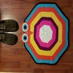 eğlenceli çocuk odası paspas modelleri (30)