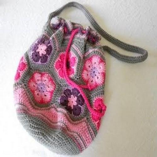 genç kızlar için örgü çanta (4)