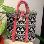 genç kızlar için örgü çanta (3)