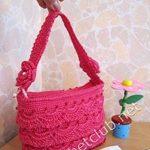 genç kızlar için örgü çanta modelleri (50)