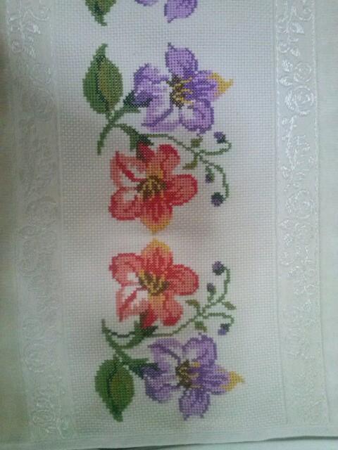 kanaviçe havlu modelleri (1)