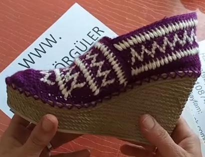 kilim desenli örgü ayakkabı yapımı.png4
