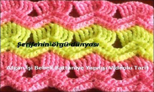 afgan işi bebek battaniyesi modeli (6)
