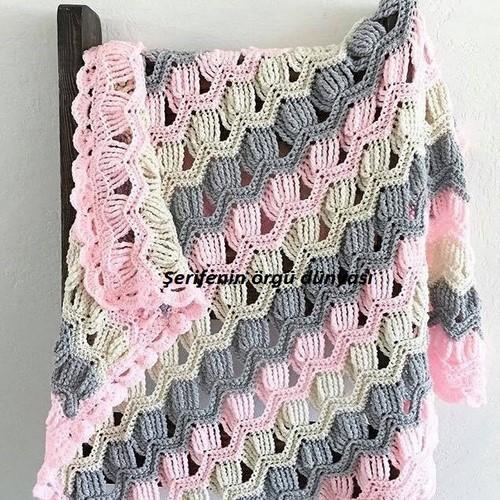 afgan işi bebek battaniyesi modeli (8)