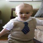 erkek bebek yelek ve süvter modelleri (51)