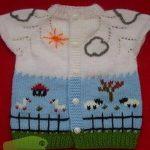 kolay bebek örgü modelleri (55)