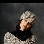 yeni sezon örgü bayan şapka ve kaşkol modelleri (38)
