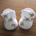 örgü bebek patikleri (10)