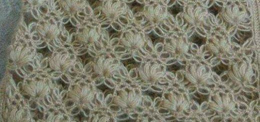fıstıklı bademler bayan örgü modeli (1)