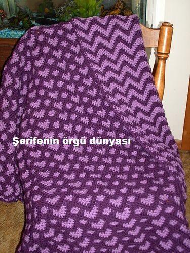 sevgi bahçesi tığ işi battaniye modeli (3)
