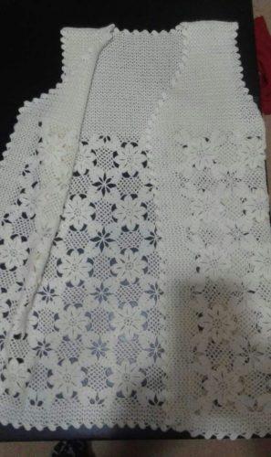 tığ işi çiçek motifli yelek (2)