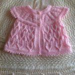 yakadan başlanan robalı bebek yelekleri (3)