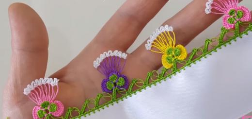 Fiyonklu Kalpli Lif Modeli Yapımı Türkçe Videolu