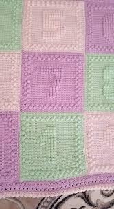 rakamlı tunus işi battaniye modeli yapımı (2)