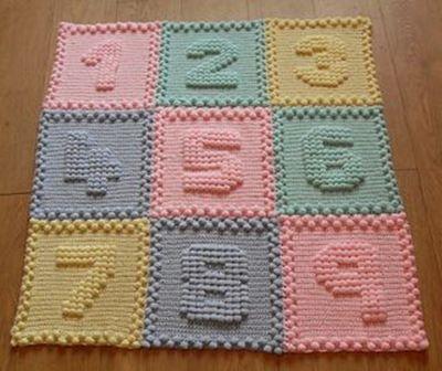 rakamlı tunus işi battaniye modeli yapımı (3)