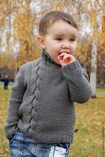 en tarz erkek bebek örgü modelleri (49)