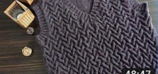 saç örgüsü erkek süveteri yapımı