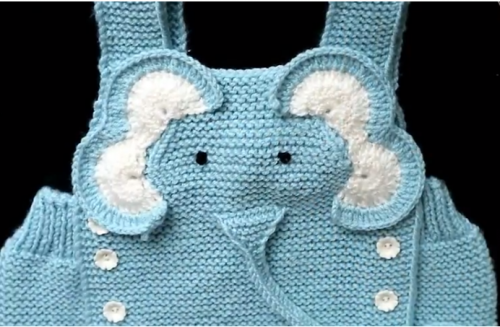 fil figürlü askılı bebek şortu yapımı.png2