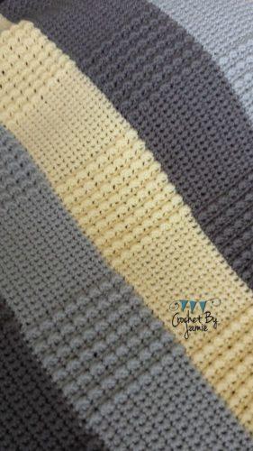 kare desenli tığ işi battaniye modeli yapımı (11)