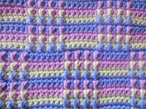 kare desenli tığ işi battaniye modeli yapımı (12)