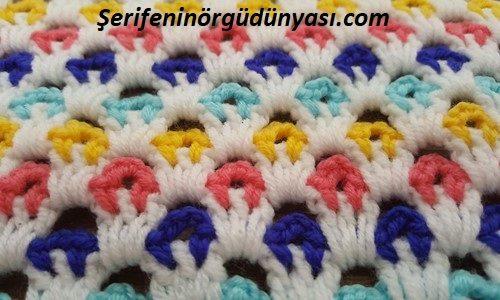 rengarenk pipirikler battaniye lif modeli (4)