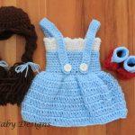 örgü masal kahramanı kız çocuk kostümleri (2)