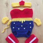 örgü masal kahramanı kız çocuk kostümleri (28)