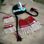 örgü masal kahramanı kız çocuk kostümleri (31)