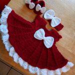 örgü masal kahramanı kız çocuk kostümleri (4)