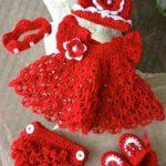örgü masal kahramanı kız çocuk kostümleri (40)
