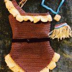 örgü masal kahramanı kız çocuk kostümleri (55)