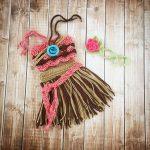 örgü masal kahramanı kız çocuk kostümleri (7)